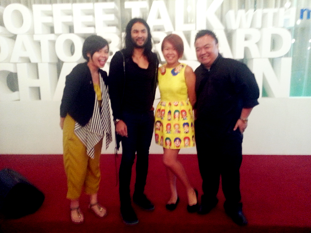 Coffee Talk With Dato Bernard Chandran
