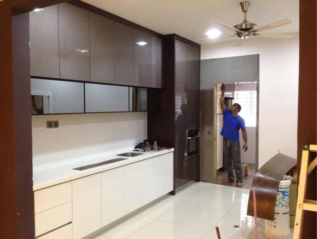 Yushpin Residence - Finishing Touches